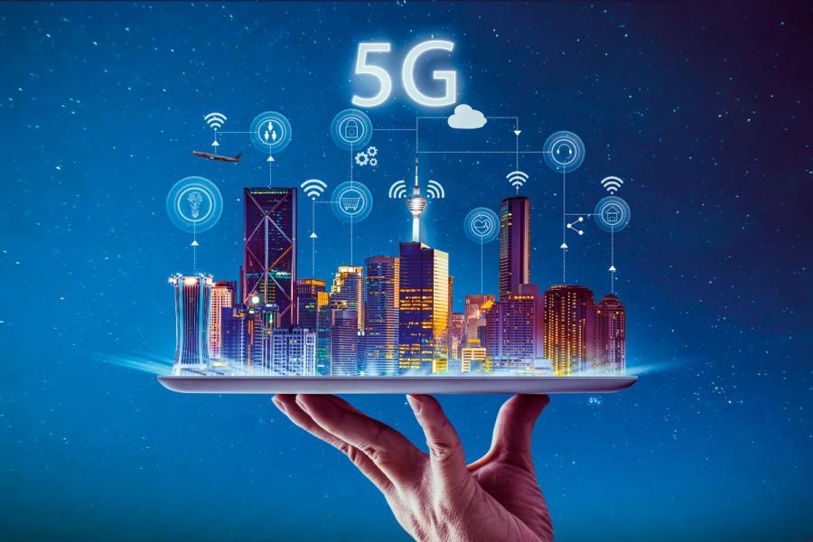 美國和南韓正積極部署5G 商用。