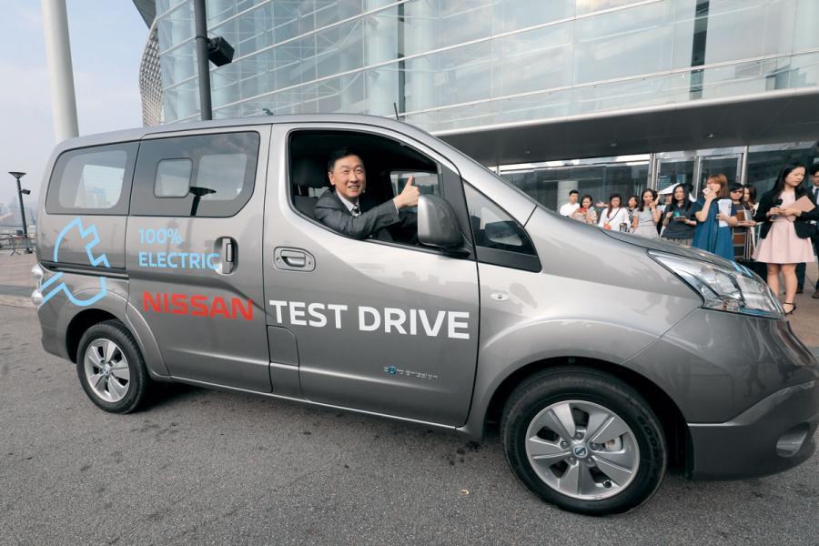 多款電動車於博覽期間設有試駕及試乘環節,有興趣人士可於現場親身體驗。