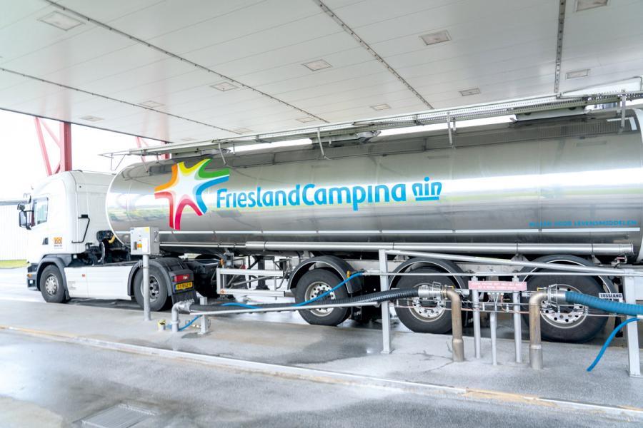 為了幫助奶農,菲仕蘭設計了一套實用的模型,以計算每家牧場與牛奶產量相關的溫室氣體排放量。