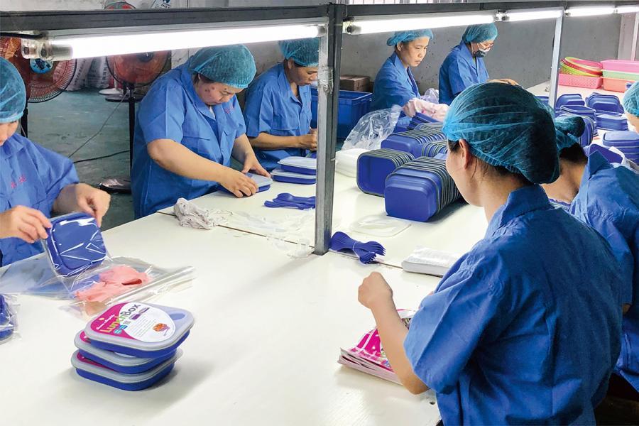 公司由設計、研發到生產都是自家一條龍製作,目前每年約推出10款新產品。