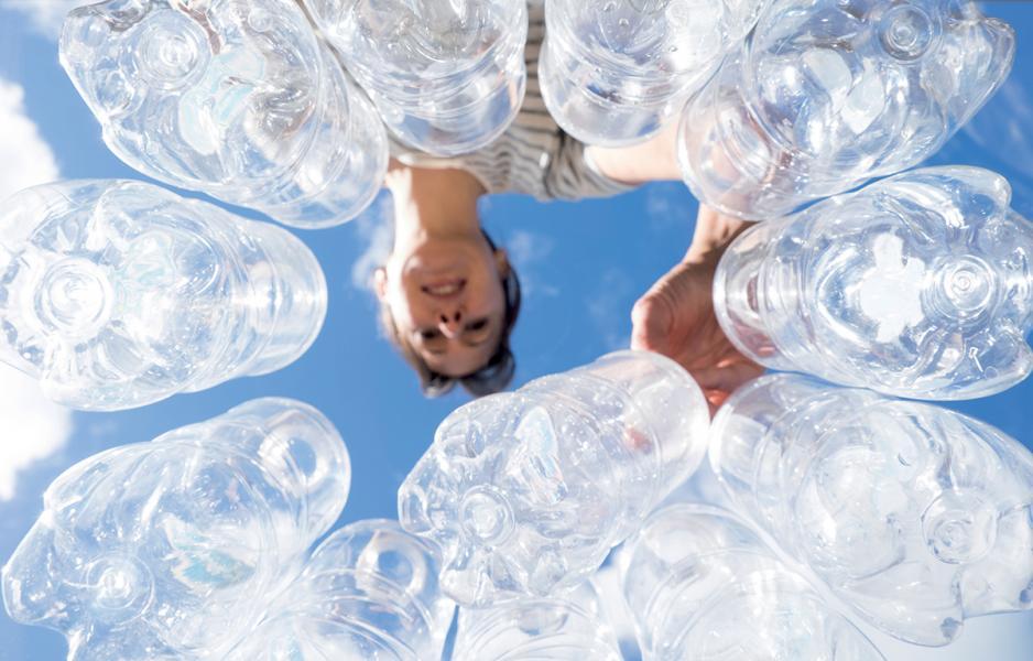 港人對塑膠廢物回收意識正日漸提高。