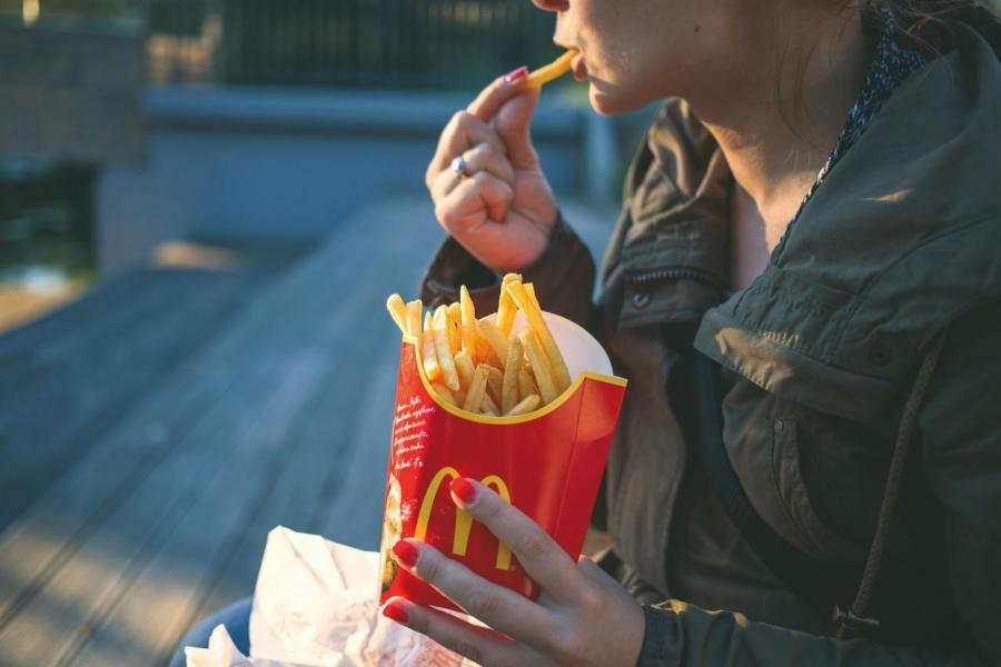 麥當勞薯條內的化學物質居然可以治禿頭?