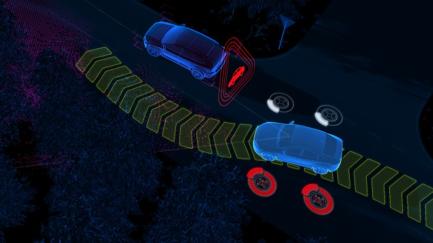 轉向支援Steering Support