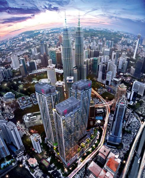 大馬首都璀璨繁華,黃金地段頂級物業可遇不可求。