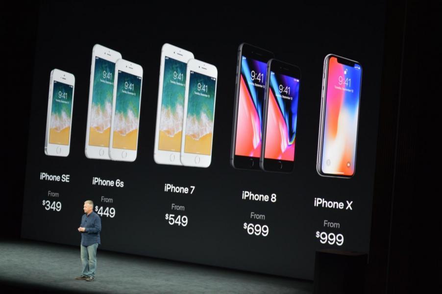 有傳蘋果要大減iPhone X供應,令市場搶得更激烈。