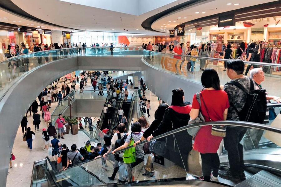 市場人士認為,屯門赤鱲角連接路開通後,預計將有更多內地客前往該區,並帶動該區商舖租售價平穩發展。