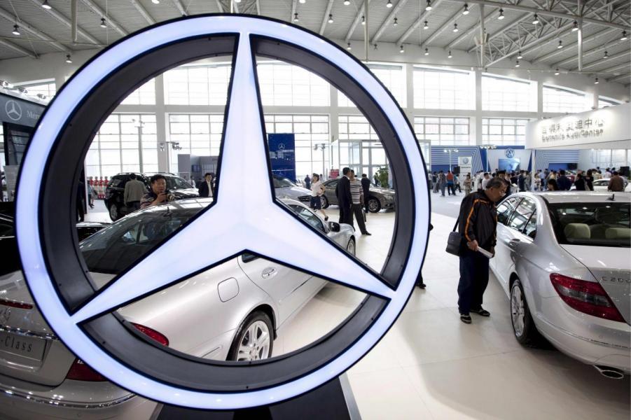 戴姆勒擬把梅賽德斯─奔馳的電動車產品引入中國市場。