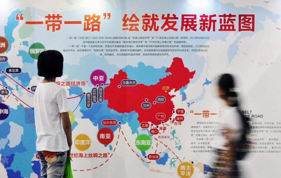 受一帶一路概念所刺激,金邊成為中國投資者新寵。