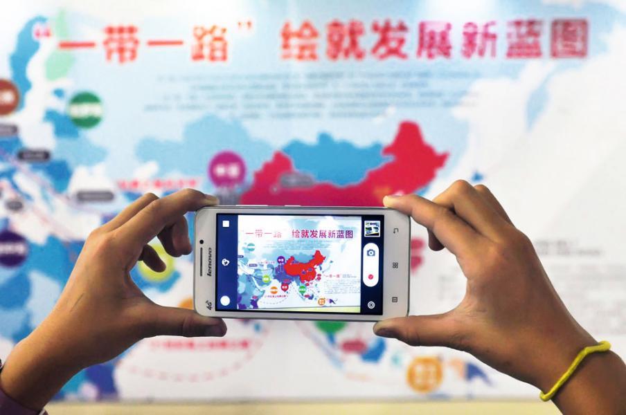 一帶一路之下,中國航運前景被受看好。