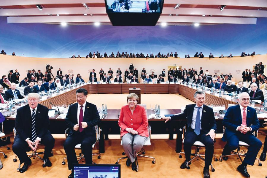 G20一場空 中國可乘虛而上