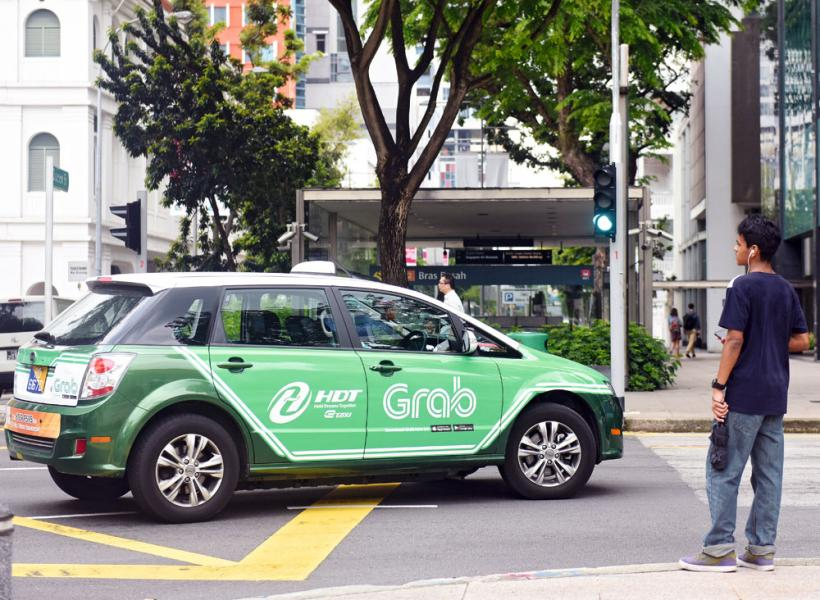 Grab獲得滴滴及軟銀注資二十五億美元,更能鞏固於東南亞的市場地位。