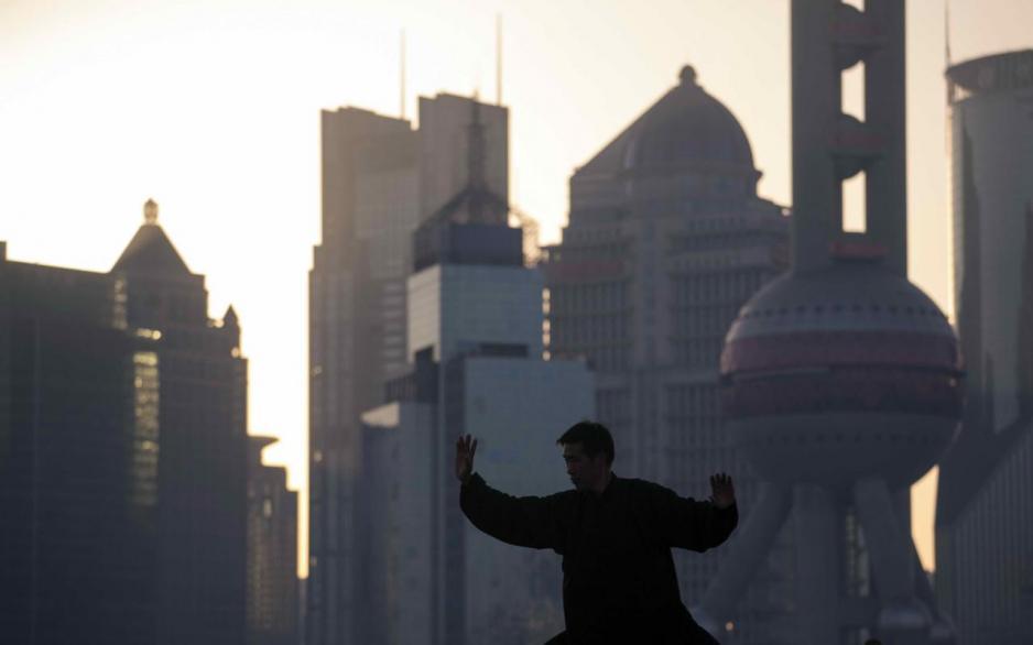 中國首季的經濟增長狀況在全球主大國中,表現較為良好。
