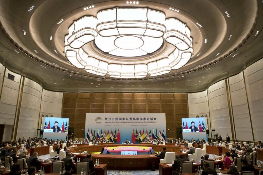 金磚國家領導人第九次會晤正式閉幕,這是中共十九大前夕,中國最重要的一次外交。