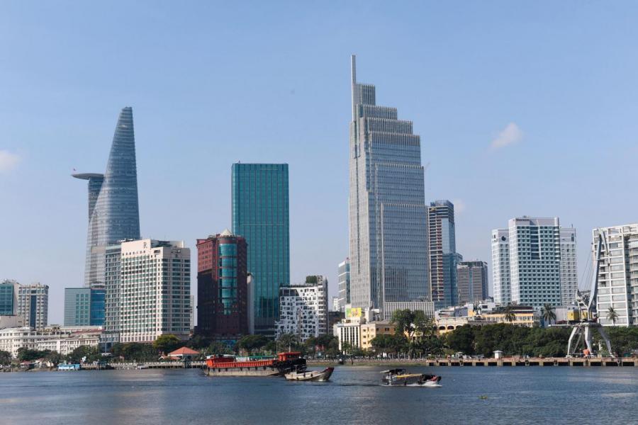 越南於今年上半年約有203億美元的海外直接投資,其中超過三分一是來自製造業及加工業。