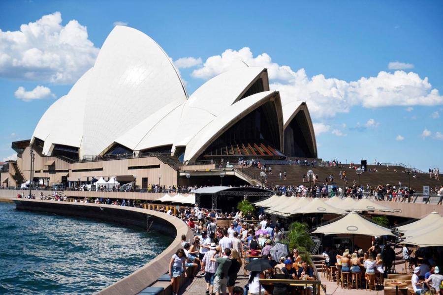BIS預測,在2019年12月前,悉尼市區辦公物業年度淨增長面積將低於10萬平米。
