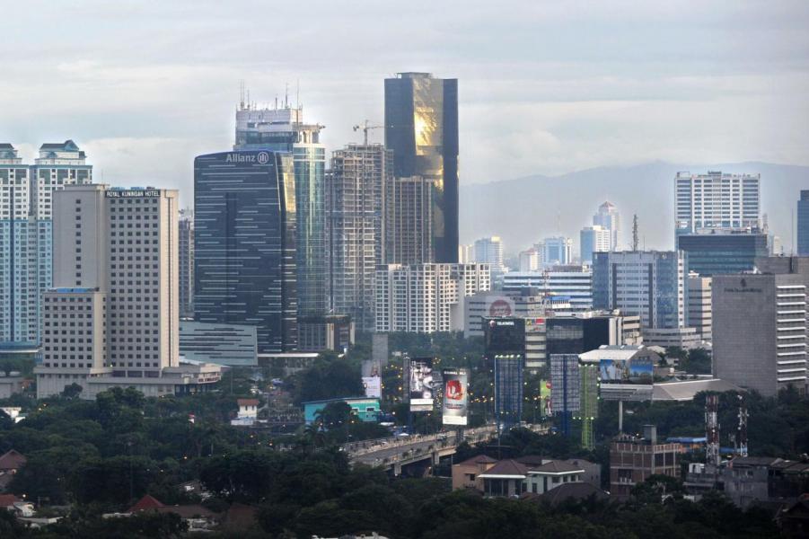 印尼首都雅加達有「花園之都」的稱號,是印尼的政治文化中心。