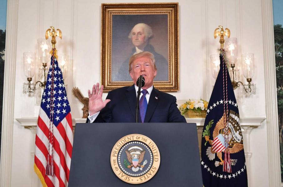 特朗普公布《三○一調查》, 指示美國貿易代表對從中國進口的商品徵收關稅。