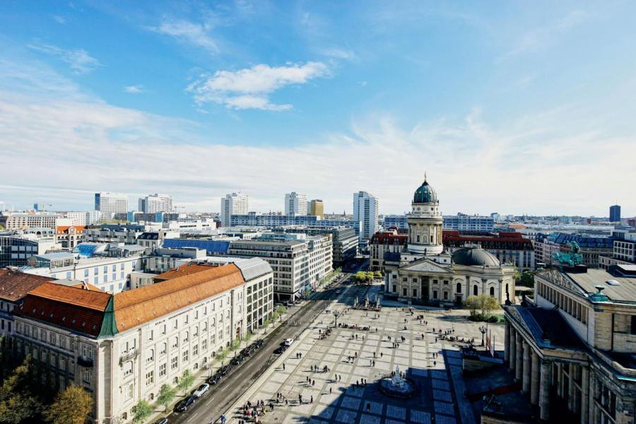 去年柏林房地產的平均價格上漲了20.5%,居於全球首位。
