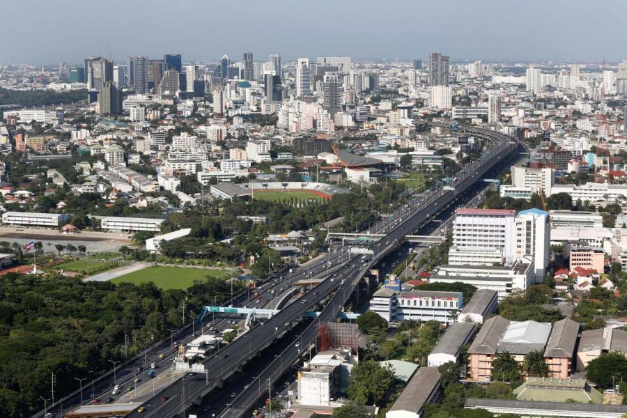 業界人士認為,明年曼谷市中心樓價可上升7%至10%。