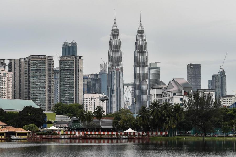 馬來西亞政府銳意打造吉隆坡成為伊斯蘭金融中心。