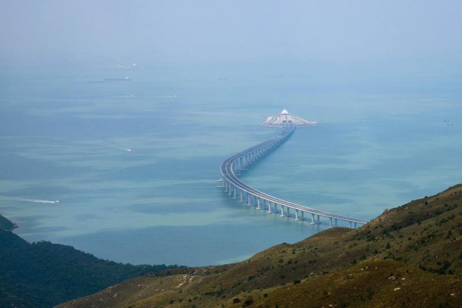 東大嶼山填海將為香港帶來一千七百公頃的土地。