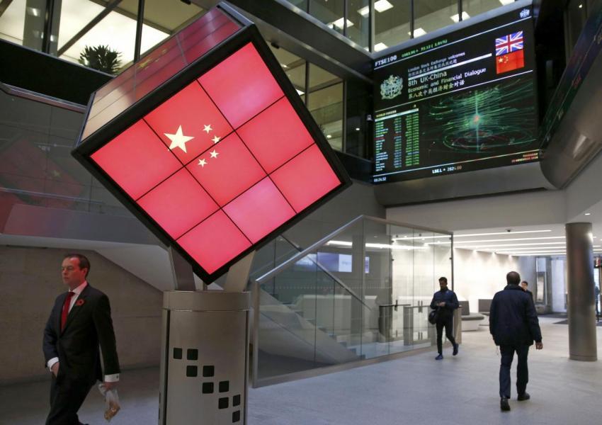滬倫通將在12月14日開通,勢對內地金融市場帶來新的衝擊。