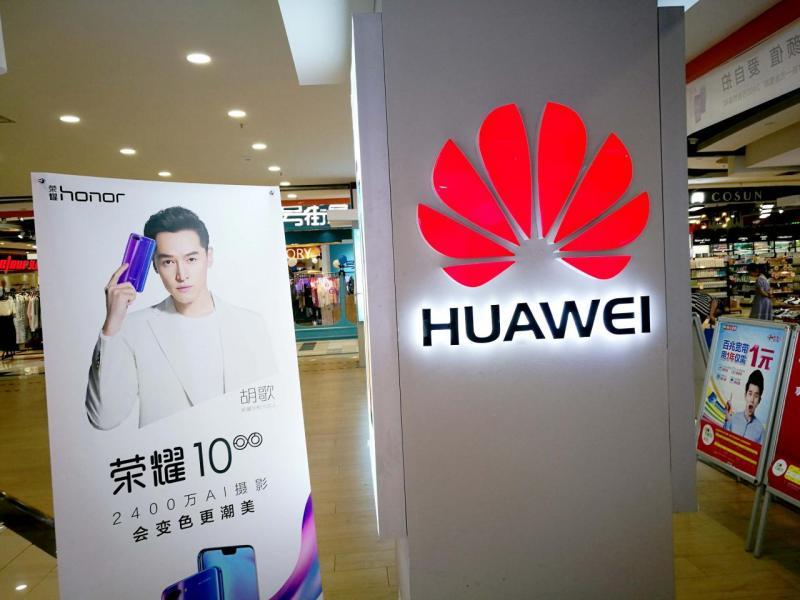 華為新手機推出時,一定會掀起搶購潮。