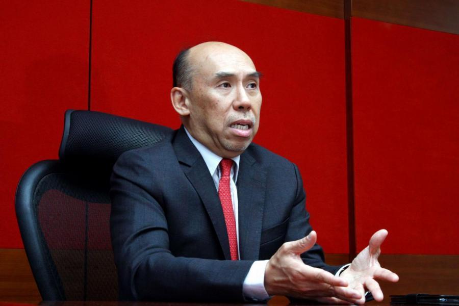 中環資產投資行政總裁譚新強認為港股後市「有權」樂觀。