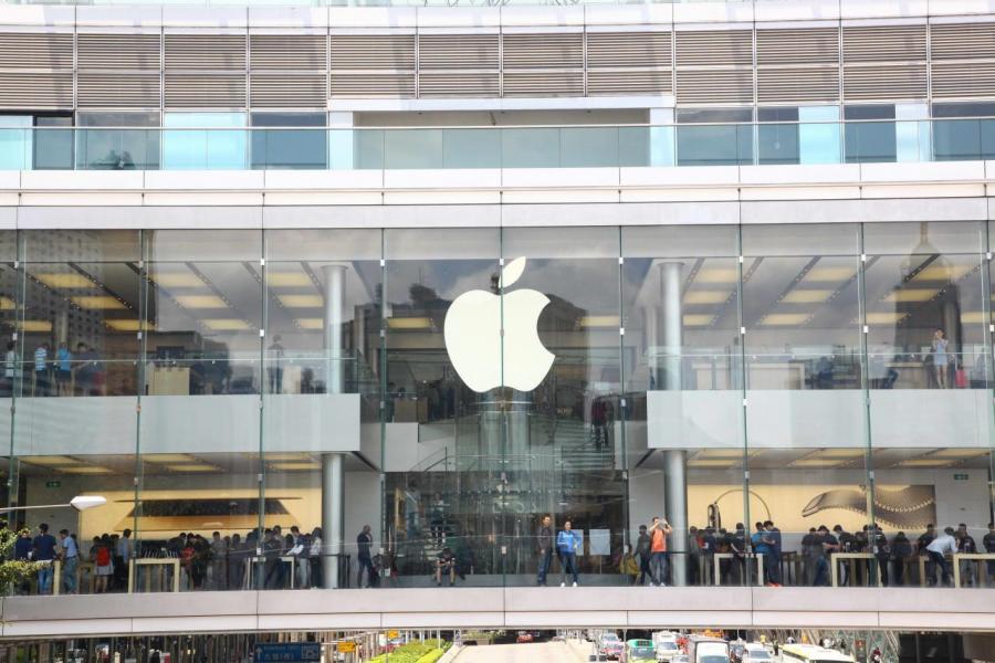 科技股今年表現強勁,蘋果即將發布新iPhone,股價未受地緣局勢緊張影響。