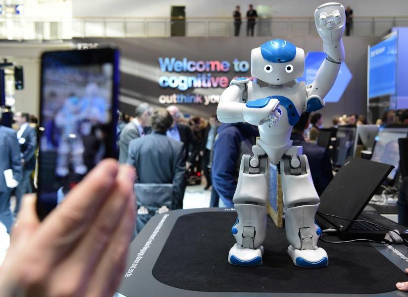高盛指人工智能被中國政府視為優先發展的重大創新領域。