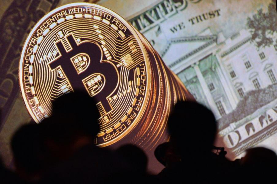 比特幣的炒賣瘋狂,其幣值年初至今大升了三倍多。