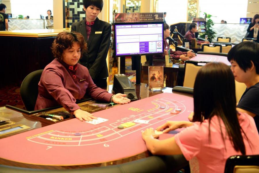 市場對澳門十一黃金週的賭收充滿信心。