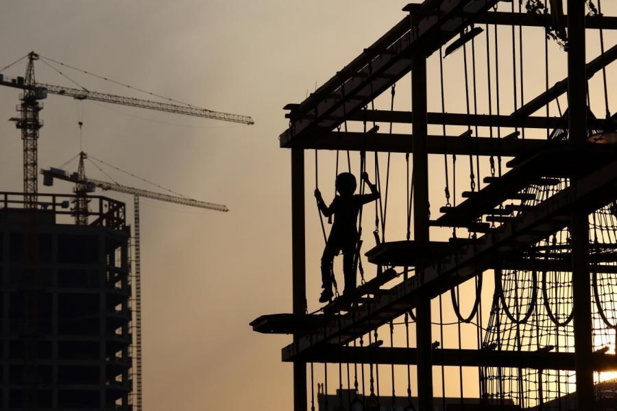 內地再次透過增加基建投資刺激經濟。