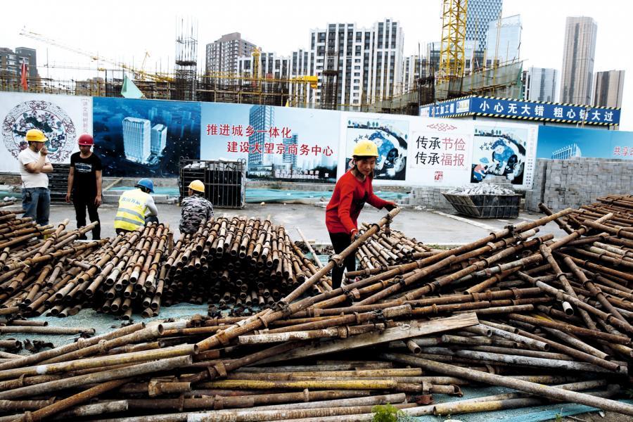 在國家政策推動下,不少舊工廠需進行拆遷。