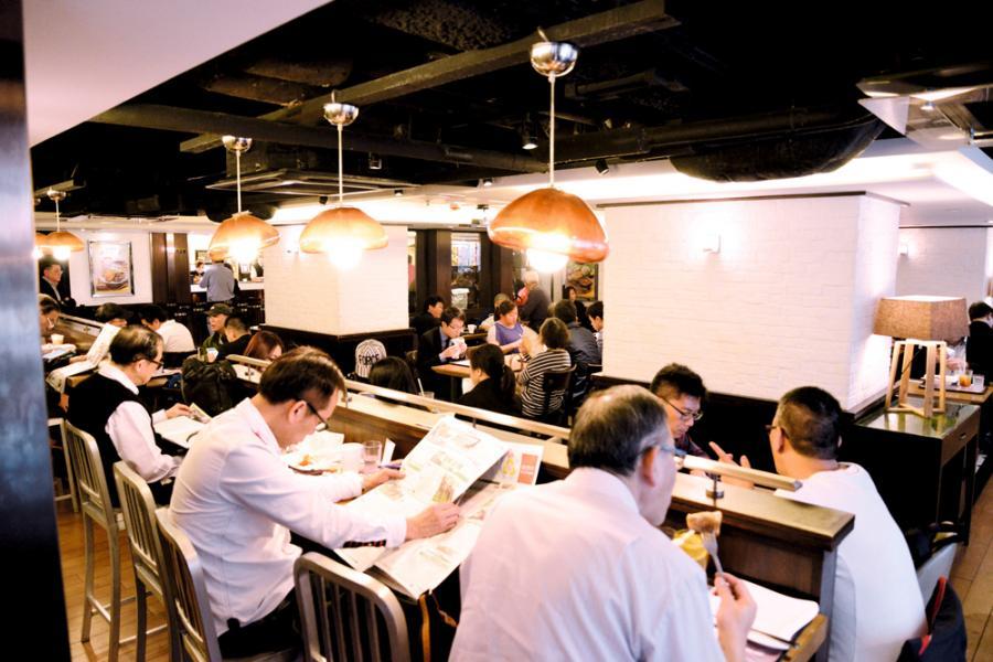大家樂近年朝多品牌策略方向發展,從外地引入餐飲品牌。