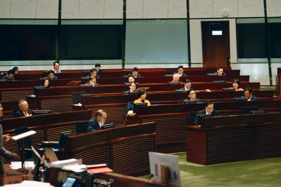 政府就空置稅向立法會提交文件,但建制派議員對細則不太滿意。