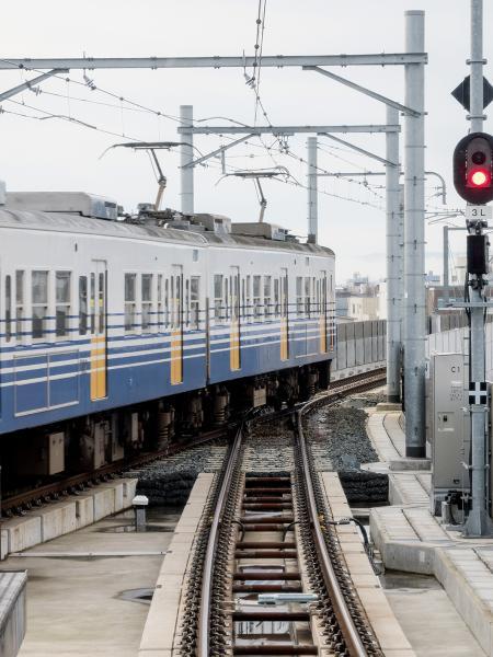 越前鐵道是當地人代步的交通工具,亦方便遊客在縣內各處參觀。