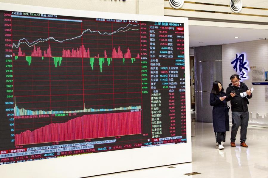 A股「入摩」後外資的對沖需求不斷增加。