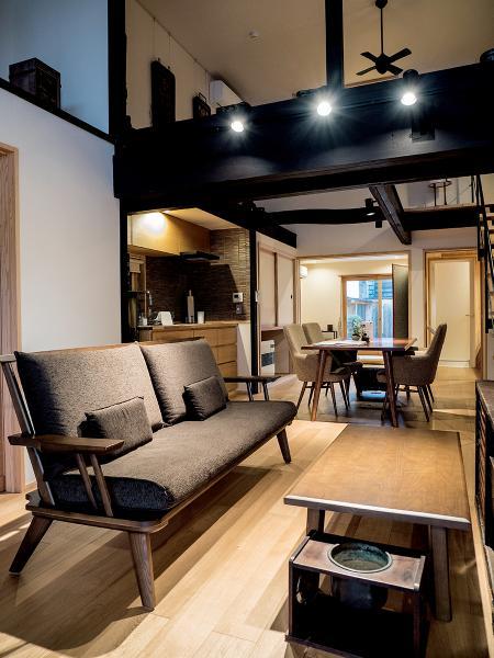 詰所三國裡面裝修新派舒服,有現代家居之感覺。