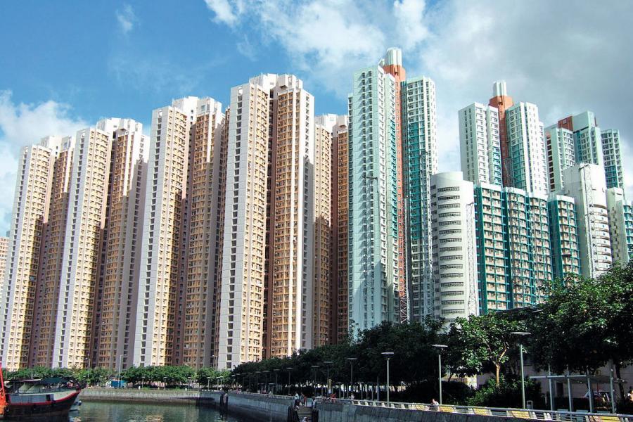 筲箕灣居屋東旭苑三房單位,早前以878萬元易手。