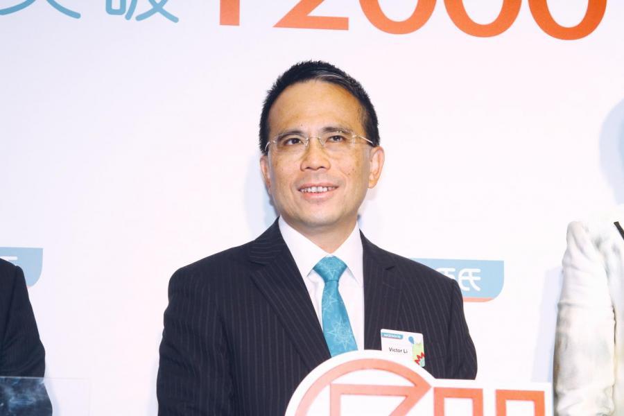 今年年中,李澤鉅接掌總值萬億元的長和系上市王國。