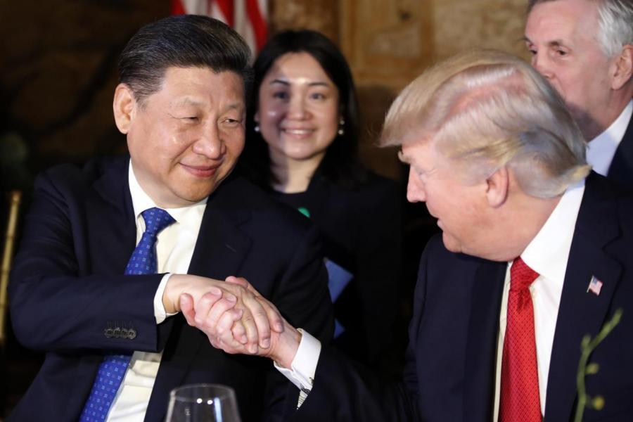 習近平將與特朗普會晤,但市場對會談結果未敢存厚望。