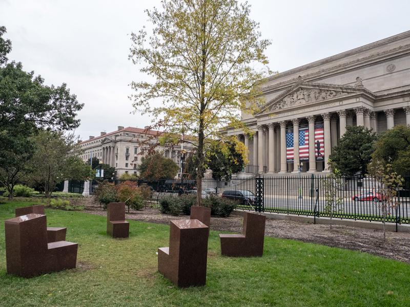 華盛頓特區內有大量博物館值得遊走。