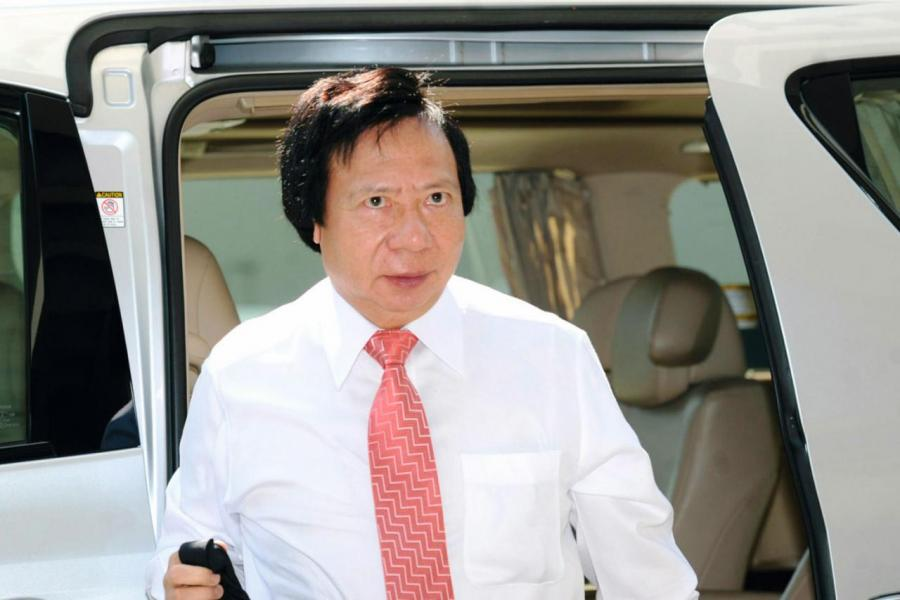 郭炳湘希望待胞弟郭炳江出獄後,三兄弟能夠心平氣和,再展開談判。