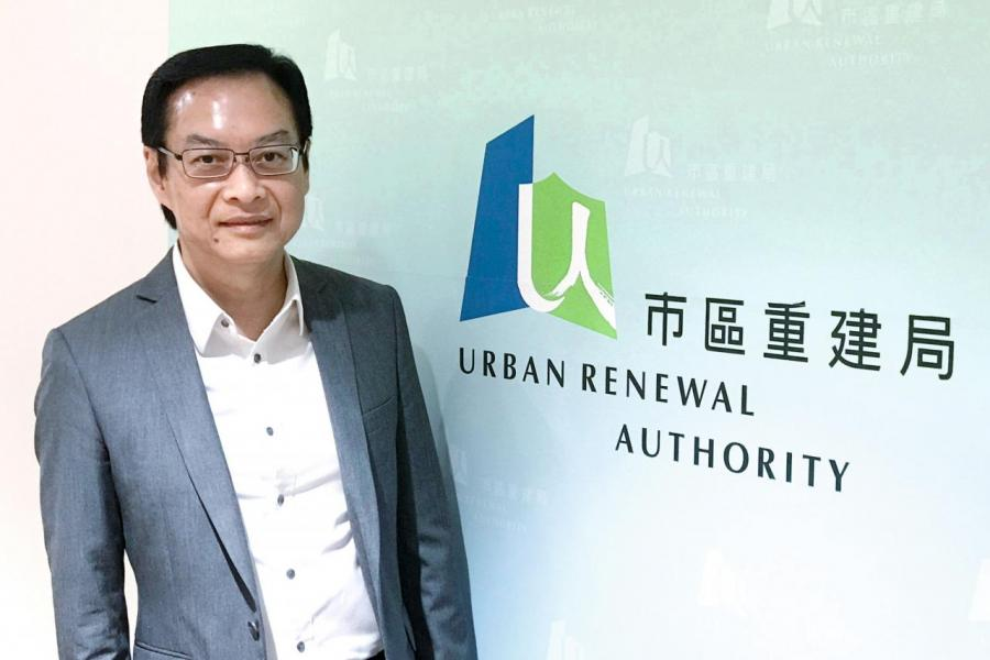 韋志成指市建局雖然可「低買高賣」,但未來風險大,故「無著數」。