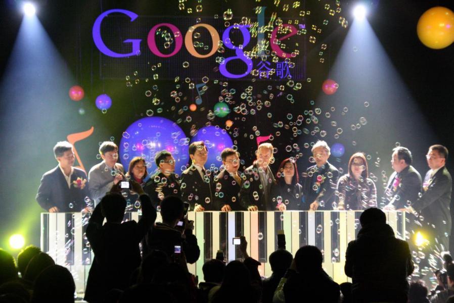 智能手機操作系統由Google獨大。