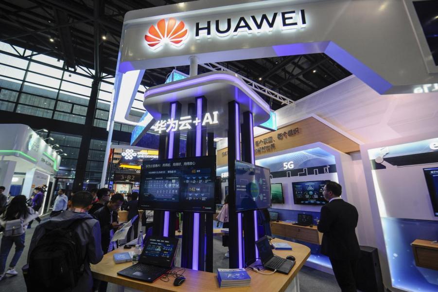 華為近期獲得不少新的5G合約。