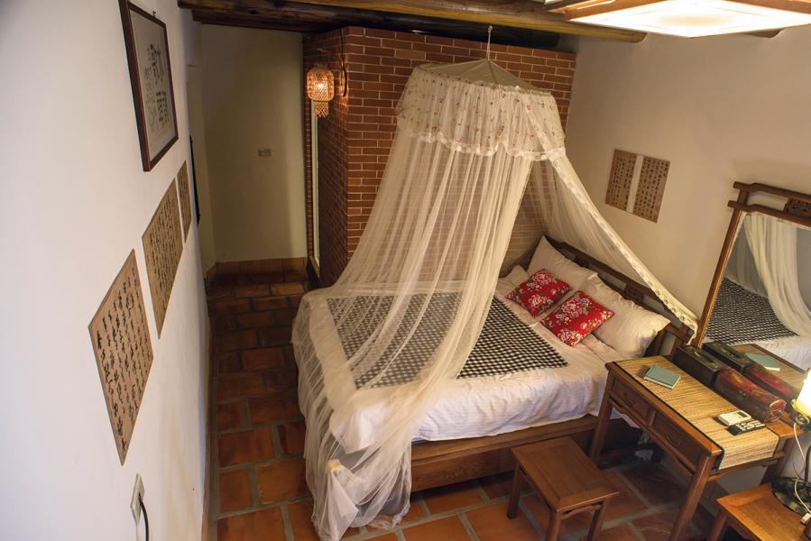 房間十分舒適,冷氣、雪櫃、熱水爐等齊備。