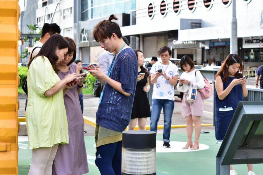 智能手機普及,令市民更容易接觸到電子遊戲。