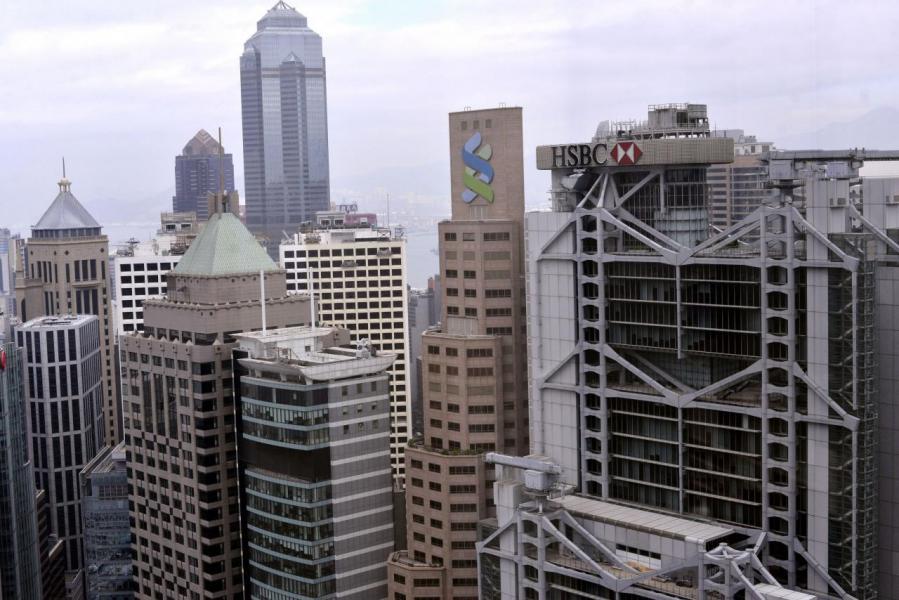 香港金融體系健全,令銀行界持續賺大錢。